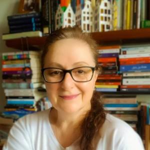 Biografia da autora